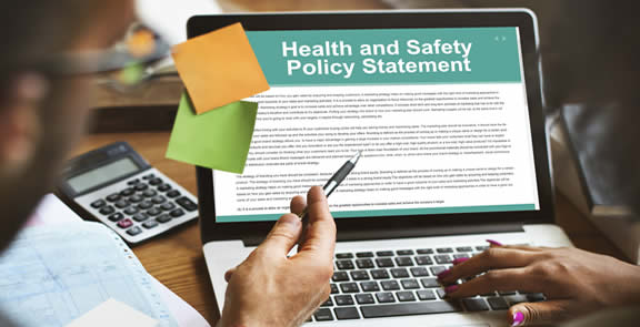 need help with your health and safety policies? contact us today